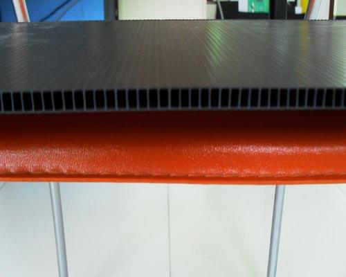 塑料导电中空板