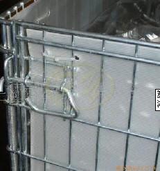 塑料仓储笼隔板