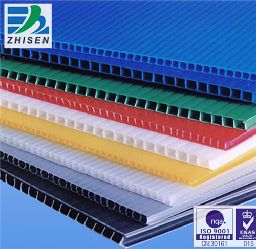 塑料钙塑板