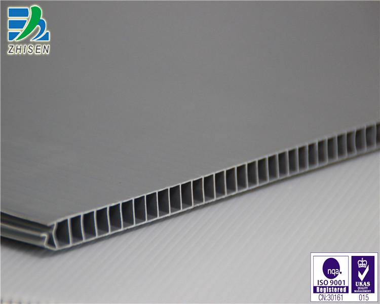 12mm灰色中空板
