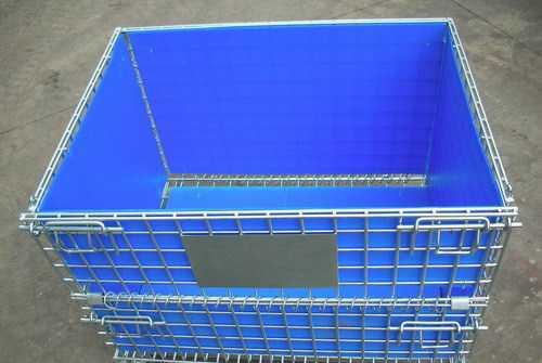 仓储笼围子板中空板