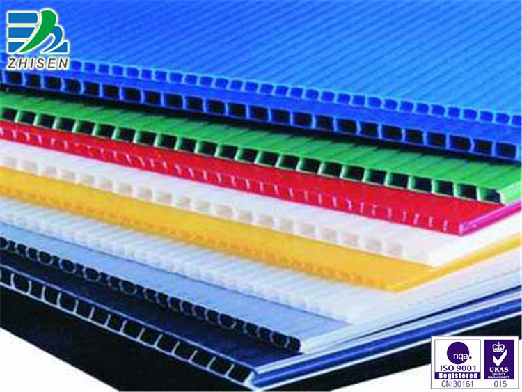 中空板也叫塑料玻镁板