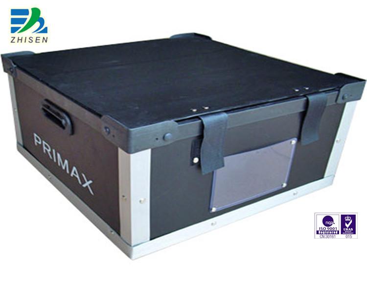 防静电中空板折叠周转箱