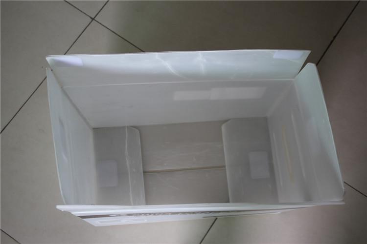 烟草双色中空板周转箱