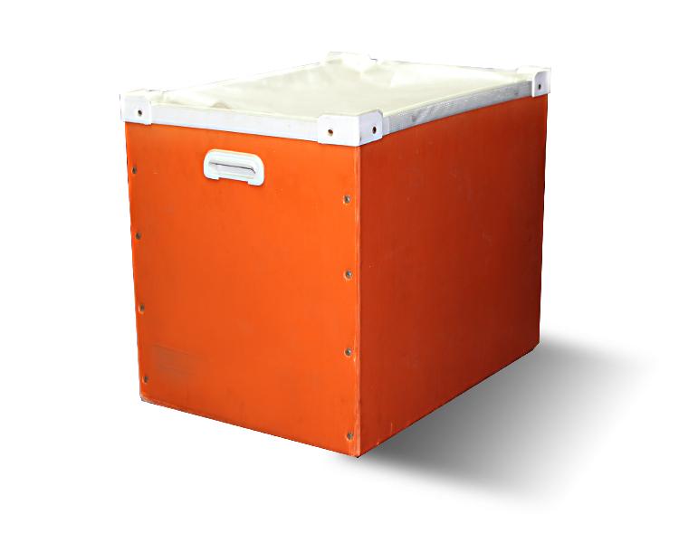 中空板周转箱,中空板 彩色中空板箱